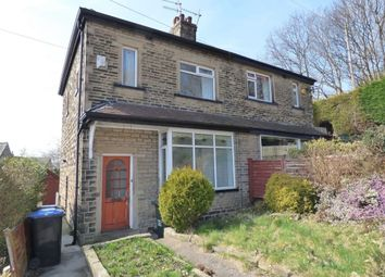 Thumbnail 2 bedroom semi-detached house for sale in Rockcliffe Avenue, Baildon, Shipley
