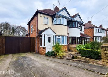 Thumbnail 3 bed semi-detached house to rent in Marsham Road, Kings Heath, Birmingham