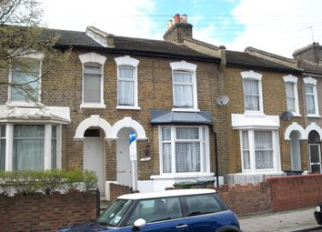 Thumbnail 1 bed flat to rent in West Road, London
