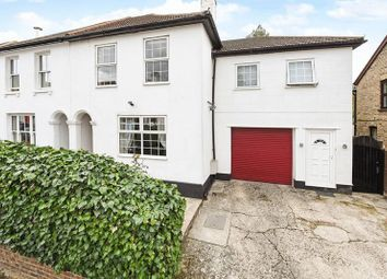 Thumbnail 4 bed semi-detached house for sale in Oak Road, Caterham