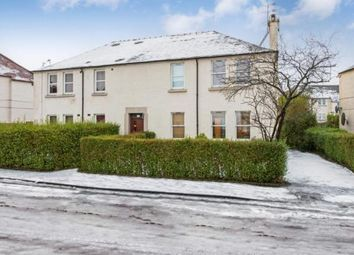 Thumbnail 2 bed flat for sale in Cornhill Crescent, Stirling, Stirlingshire