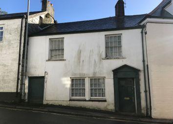 Thumbnail 3 bed terraced house for sale in Higher Lux Street, Liskeard