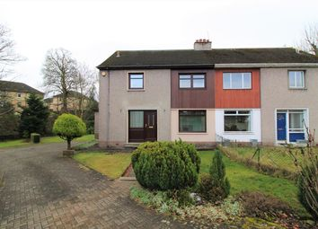 Thumbnail 3 bedroom semi-detached house for sale in Polwarth Avenue, Brightons, Falkirk