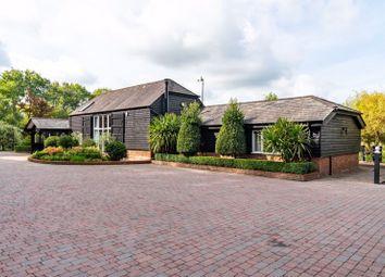 Danes Road, Awbridge, Romsey SO51. 7 bed detached house for sale