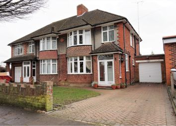 Thumbnail 3 bed semi-detached house for sale in Canesworde Road, Dunstable