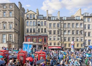 Thumbnail 1 bed flat for sale in High Street, Edinburgh