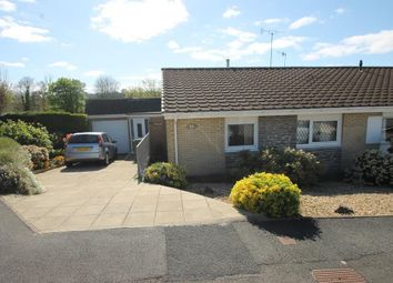 Thumbnail 2 bed semi-detached bungalow for sale in Leigh Court, Plymouth