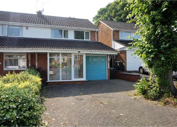Thumbnail 3 bed semi-detached house for sale in Banners Lane, Halesowen