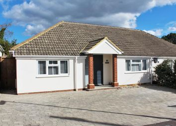 Thumbnail 3 bed bungalow for sale in Woodside Road, Farnham