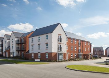 """Thumbnail 2 bed flat for sale in """"Pinewood House"""" at Samborne Drive, Wokingham"""
