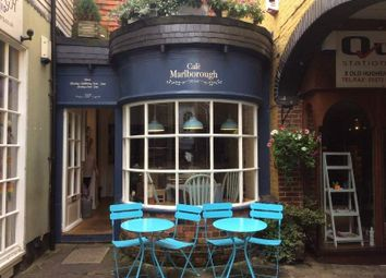 Thumbnail Restaurant/cafe for sale in 5 Old Hughenden Yard, Marlborough