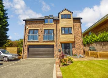 Thumbnail 4 bed detached house for sale in Red Kite Way, Rowlands Gill