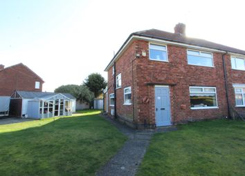 3 bed semi-detached house for sale in Highfield Road, Clipstone Village, Mansfield NG21