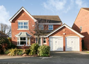 Thumbnail 4 bed detached house for sale in Clematis Avenue, Healing, Grimsby