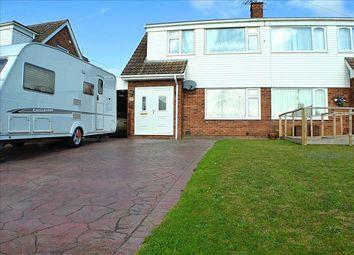 Thumbnail 3 bed semi-detached house for sale in Fenland Road, Reffley, King's Lynn