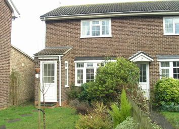 Thumbnail 2 bedroom semi-detached house to rent in The Larches, Wrentham, Beccles