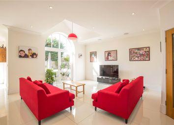 Thumbnail 6 bed detached house for sale in Arkley Lane, Arkley, Barnet