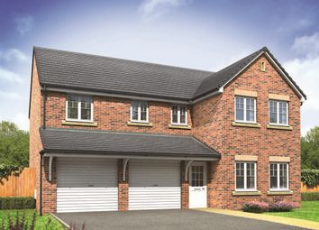 "Thumbnail 5 bed detached house for sale in ""The Fenchurch"" at Adlam Way, Salisbury"