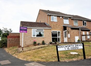 Thumbnail 3 bed end terrace house for sale in Kenilworth Drive, Willsbridge
