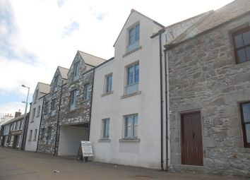 Thumbnail 1 bed flat for sale in Harbour Row, Isle Of Whithorn