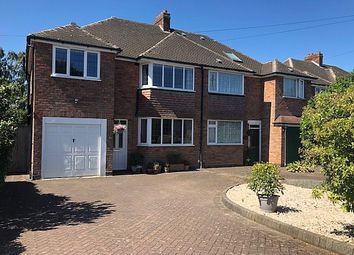 Thumbnail 3 bed semi-detached house for sale in Homer Road, Sutton Coldfield, West Midlands