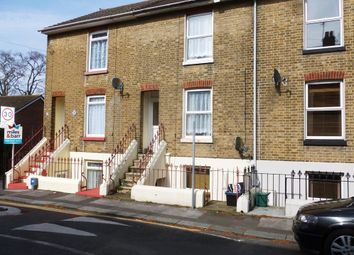 Thumbnail 1 bed flat to rent in Oswald Road, Dover