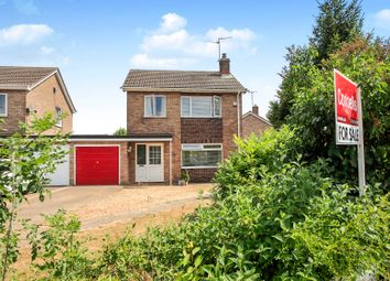 Thumbnail 3 bed detached house for sale in Aster Drive, Werrington, Peterborough
