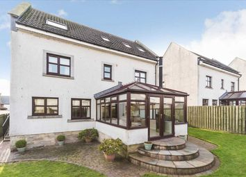 Thumbnail 6 bed detached house for sale in Station Gate, Glassford, Strathaven