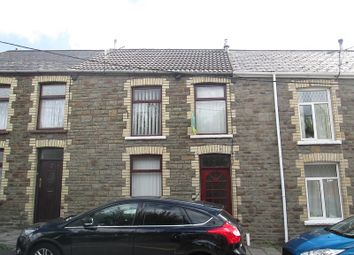 Thumbnail Terraced house to rent in Mission Road, Maesteg, Bridgend.