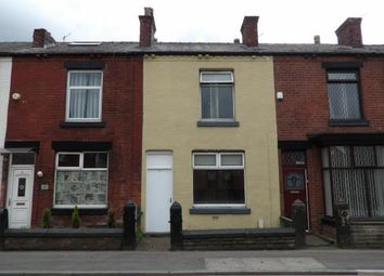 Thumbnail 2 bed terraced house for sale in Church Street, Little Lever, Bolton, Greater Manchester