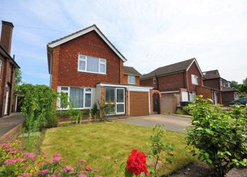 Thumbnail 3 bedroom detached house to rent in Harefield, Esher