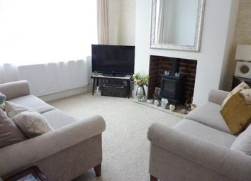 Thumbnail 3 bedroom terraced house to rent in Houldsworth Road, Preston