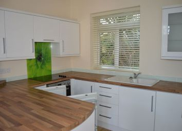 Thumbnail 1 bed flat for sale in Steephill Road, Shanklin