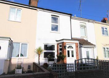 Thumbnail 2 bed terraced house for sale in Belle Vue Road, Aldershot