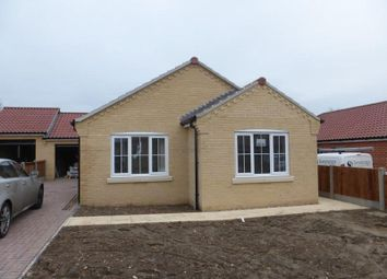 Thumbnail 3 bedroom detached bungalow for sale in Teulon Close, Hopton, Great Yarmouth