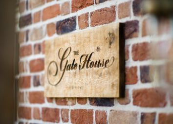Thumbnail 4 bedroom detached house for sale in The Gate House, Potton Road, Royston