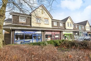 Thumbnail 2 bed flat for sale in 19 Palomino Place, Westbury, Wiltshire