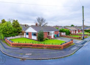Thumbnail 3 bed detached bungalow for sale in Dalesford Close, Leigh