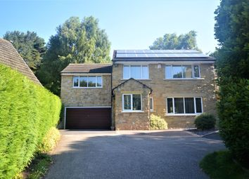 Thumbnail 5 bed detached house for sale in Rowley Lane, Fenay Bridge, Huddersfield