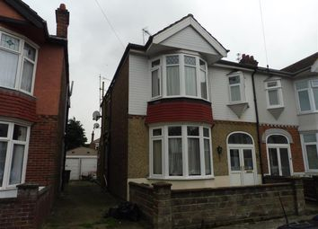 Thumbnail 4 bed property to rent in Thurbern Road, Portsmouth