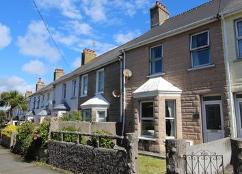 Thumbnail 3 bed terraced house for sale in Clarence Road, Torpoint