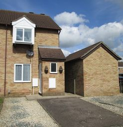 Thumbnail 2 bed end terrace house to rent in Oak Close, Sandy