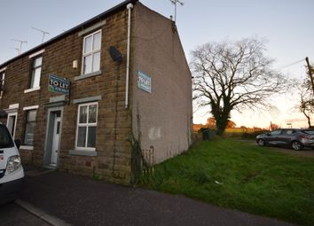 Thumbnail 2 bed end terrace house to rent in Whitworth Road, Rochdale