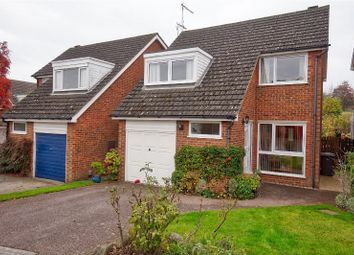 Thumbnail 4 bed detached house for sale in Wheatsheaf Drive, Ware