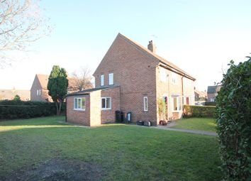 Thumbnail 3 bedroom semi-detached house for sale in Cawthorne Place, Harrogate