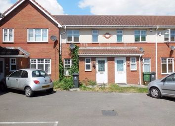 Thumbnail 2 bed terraced house for sale in De Bawdrip Road, Pengam Green, Cardiff