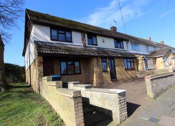 Thumbnail 5 bed end terrace house for sale in Quartermass Road, Warners End, Hemel Hempstead
