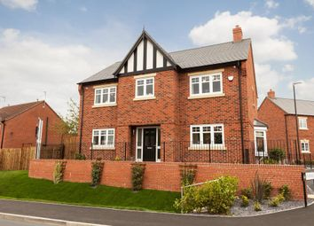 """Thumbnail 5 bed detached house for sale in """"Charlesworth"""" at Starflower Way, Mickleover, Derby"""