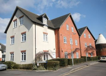 Thumbnail 2 bed flat for sale in Overton Court, Tongham, Farnham