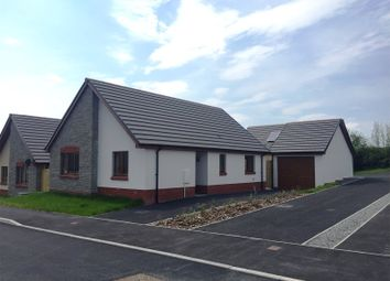 Thumbnail 2 bed detached bungalow for sale in Plot 23, Maes Yr Ysgol, Templeton